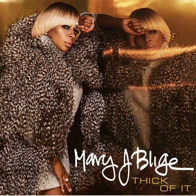 Mary J. Blige x thick of it