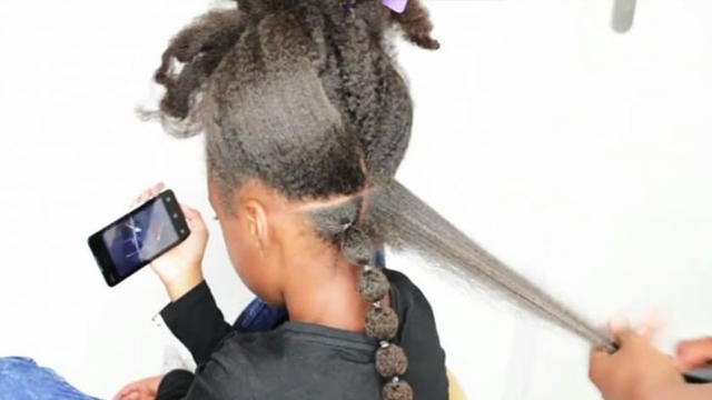 Heres How To Create These Kid Friendly Puff Ball Ponytails Video