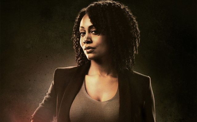 Unleash Your Inner Shero With Luke Cage Star Simone Missick