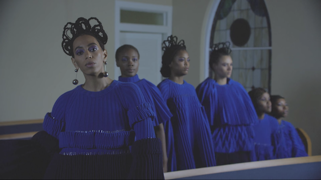 Solange Knowles Don't Touch My Hair
