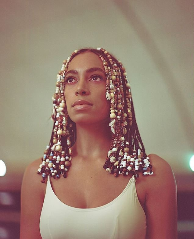 Solange Drops Glorious Visuals For 'Don't Touch My Hair' [VIDEO]