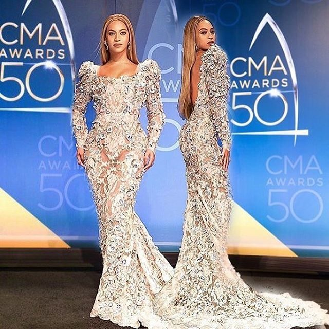 Beyoncé CMA Awards