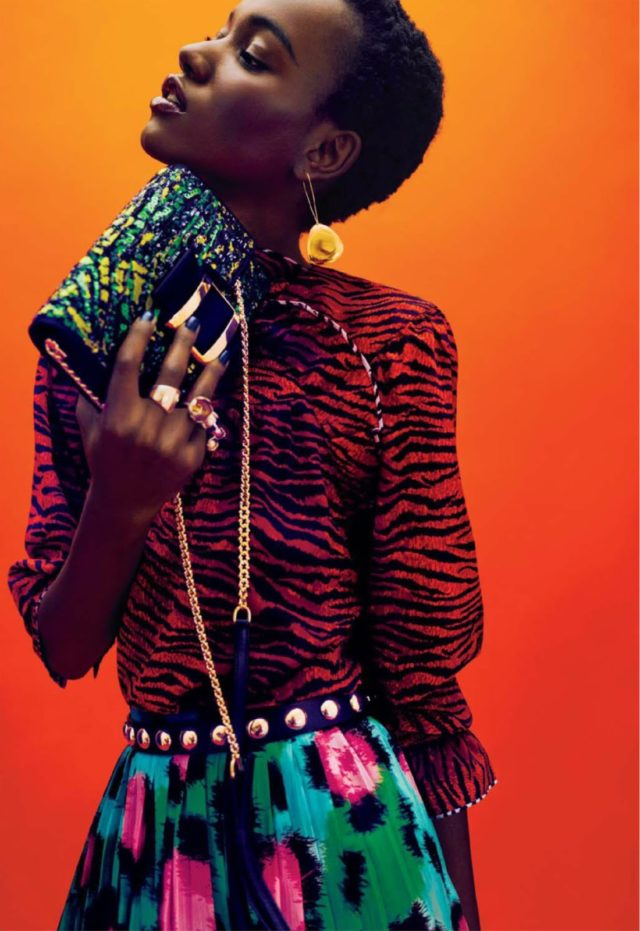 Herieth Paul x Glamour USA