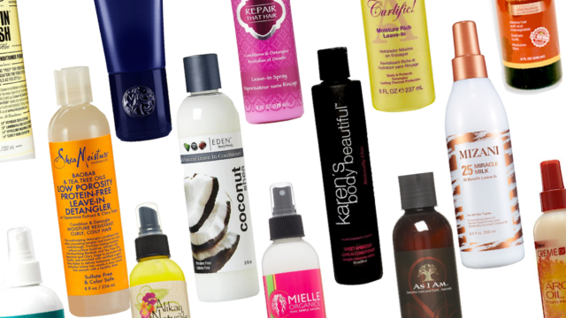 Leave-In conditioners