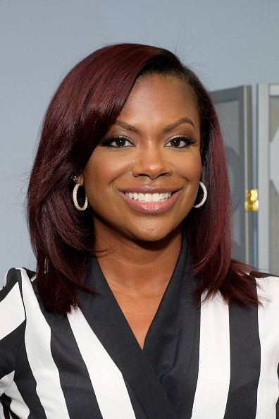 Kandi Burruss Wows At 'Extra' Appearance