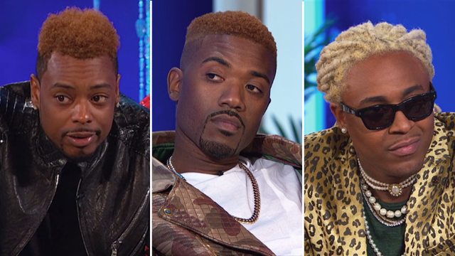 The Men Of Love Amp Hip Hop Hollywood Debut New Hairstyles