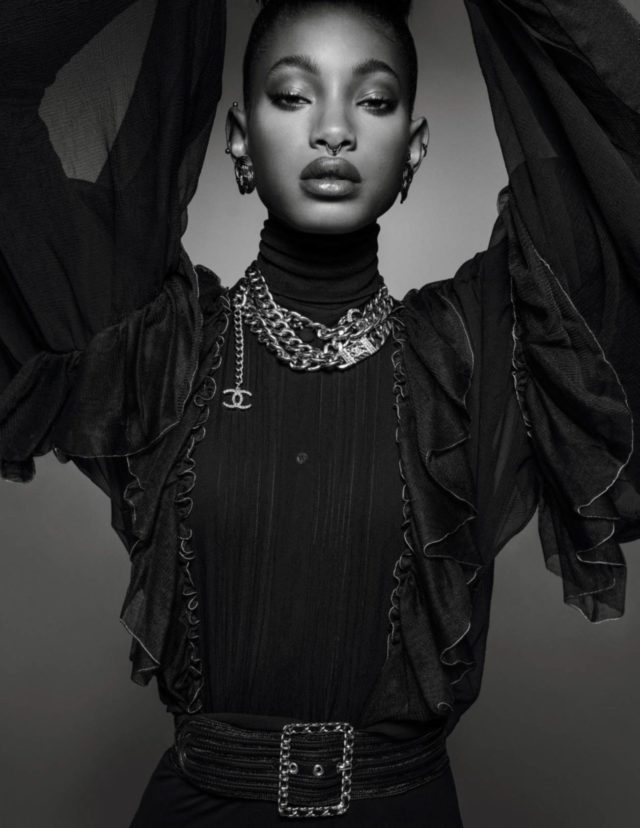 Willow Smith X Vogue