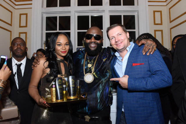 Rick Ross X Rich Hair Care