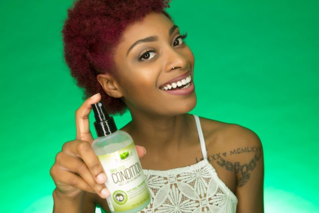 Natural Leave-In conditioners