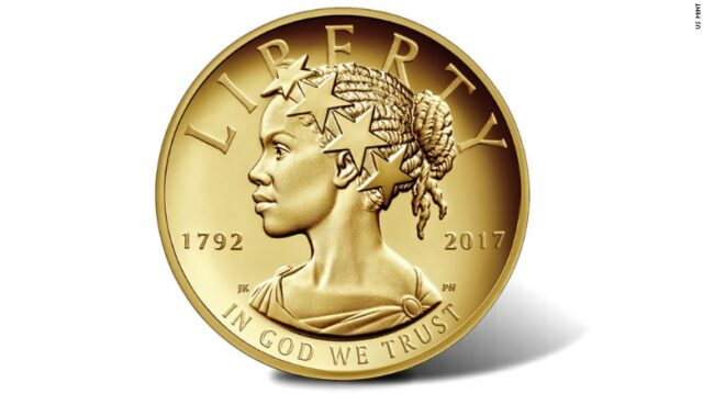 Lady Liberty Coin