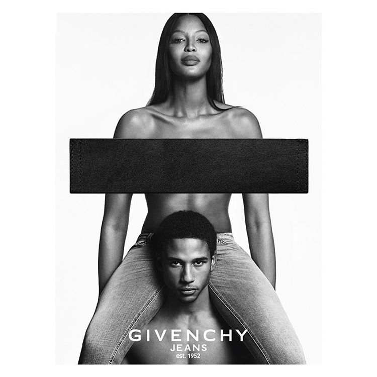 Naomi Campbell, Justin Levy