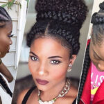 21 Cool & Creative Cornrow Hairstyles To Try