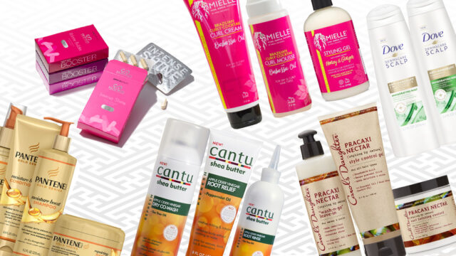 Haircare Collection Launches