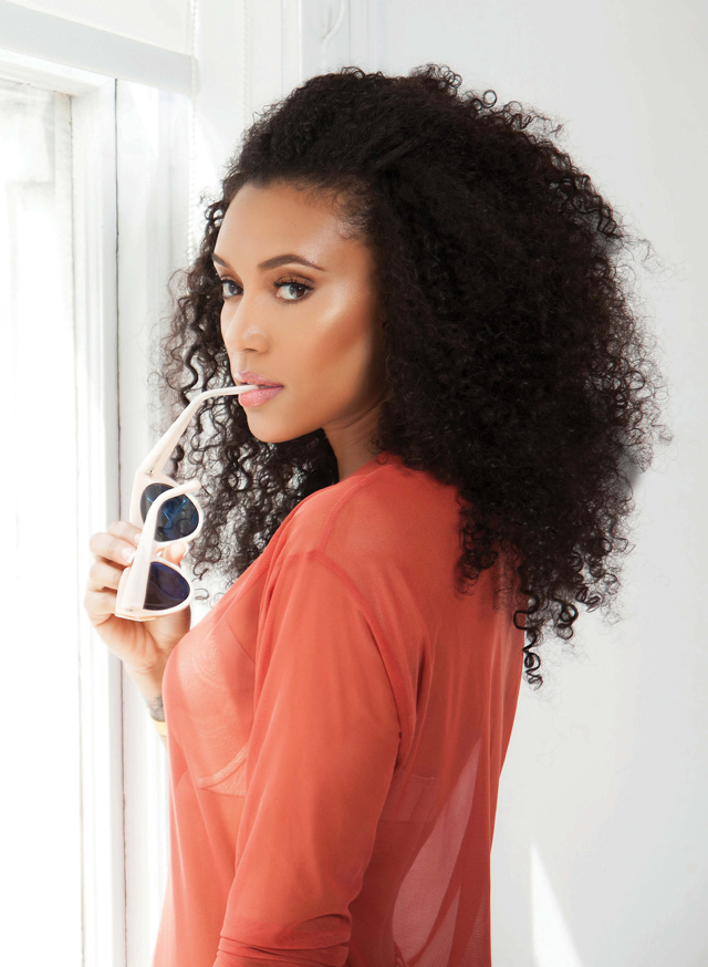 Curl Talk: 'Empire' Actress Annie Ilonzeh Shares Her ...