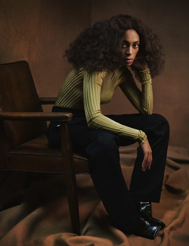 Solange X 'Interview'