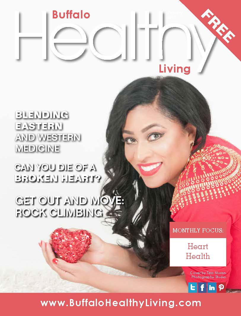 Angela B. Logan Healthy Living Magazine Breathe Author