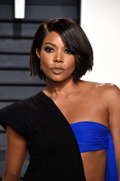 Gabrielle Union S Edgy New Bob Is Everything