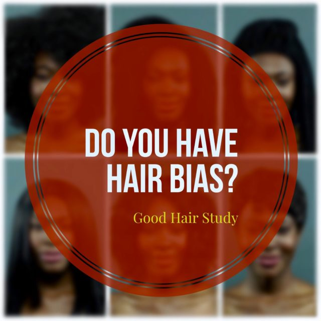 SheaMoisture Hair Bias Study