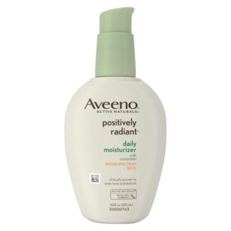 Aveeno Positively Readiant Daily Moisturizer
