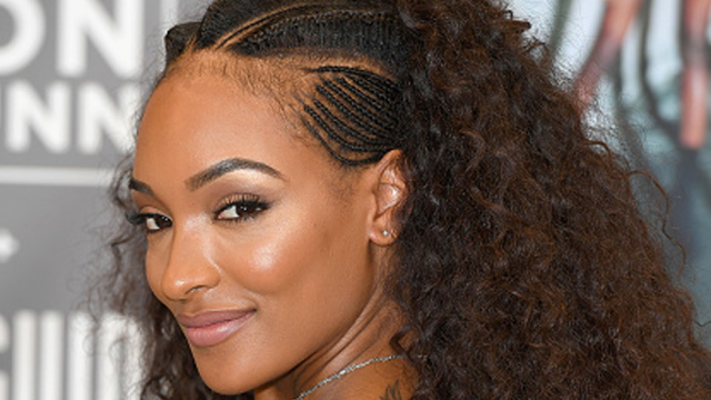 Queen Hairstyles: Jourdan Dunn Is An African Queen In Tribal-Inspired Hairstyle