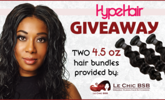 Le Chic BSB X Hype Hair Giveaway
