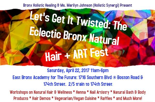 Let's Get It Twisted Natural Hair Fest