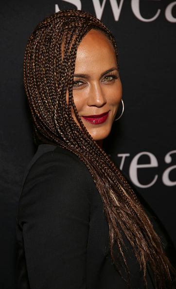 Get Into Nicole Ari Parker S Gorgeous Box Braids