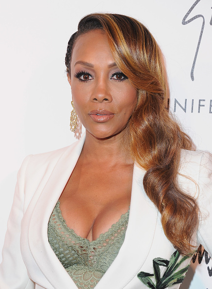 Vivica Fox Swears By This Conditioner For Healthy Hair