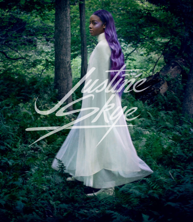 Justine Skye X MAC Cosmetics Future Forward Collection