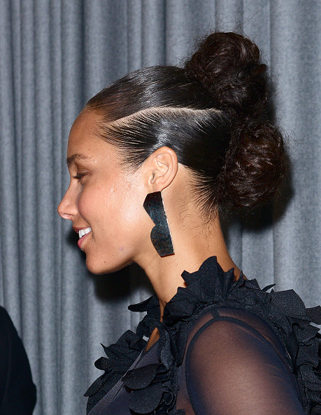 alicia keys hairstyle 2017 - photo #18