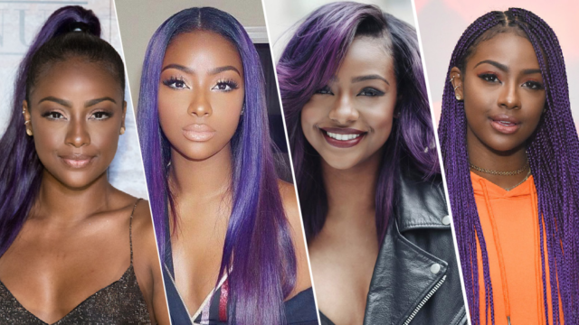 Hair Crush X Justine Skye