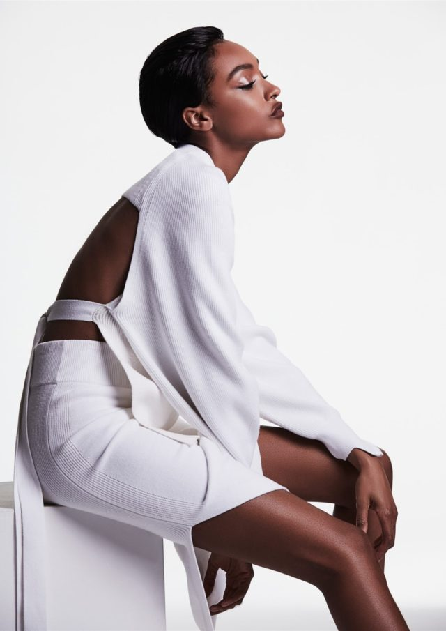 Jourdan Dunn x T Magazine Singapore