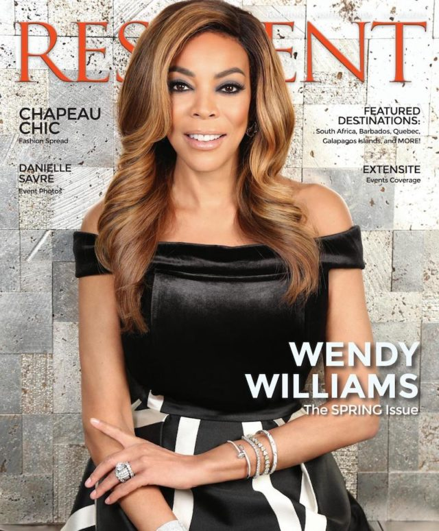 Wendy Williams X Resident Magazine April 2017