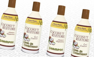Coconut Restore x May 4