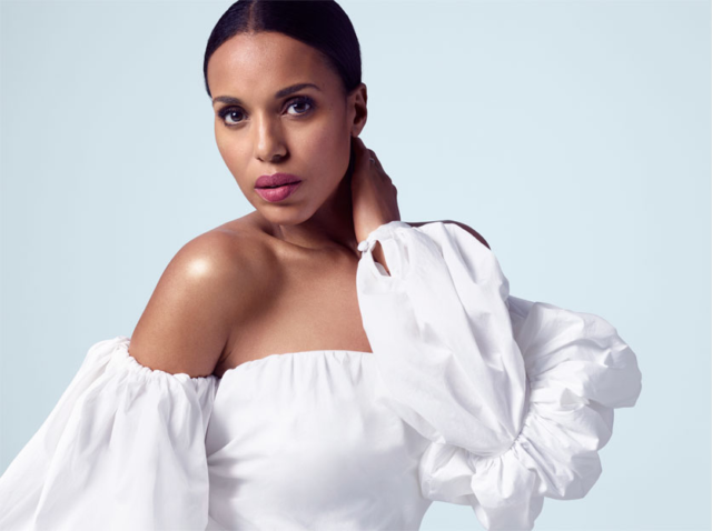 Kerry Washington x The Edit