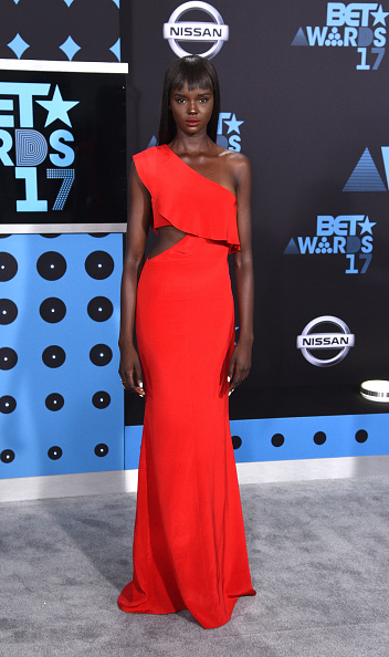 Duckie Thot X 2017 BET Awards