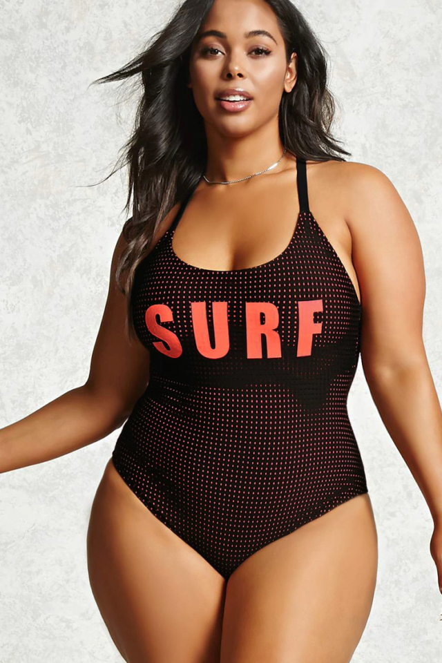 c74ae8fda91 11 Must-Try Swimsuits From Forever 21 s Plus Size Line