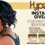 Instant Win! Enter For Your Chance To Win A 'Coconut Restore' Prize Package