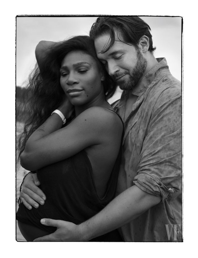 Serena Williams X Vanity Fair