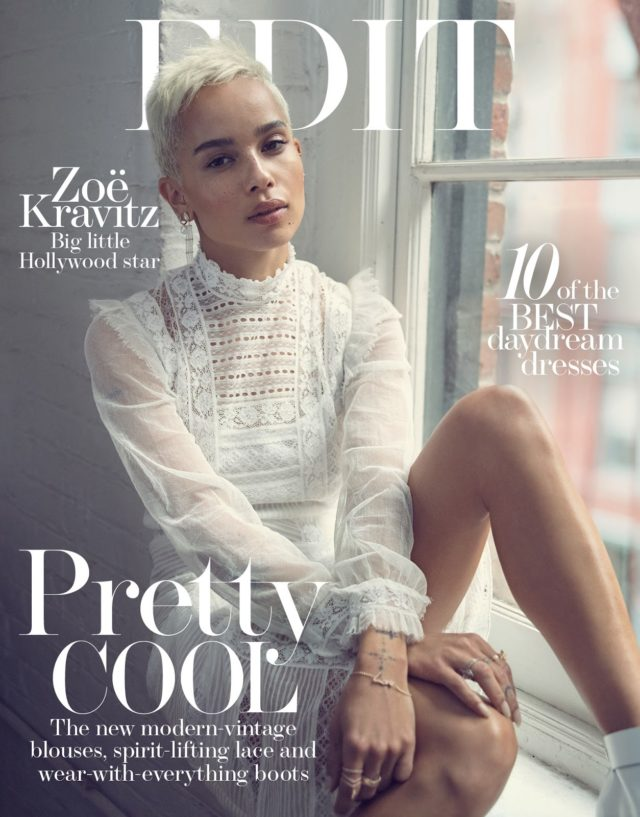 Zöe Kravitz x The Edit