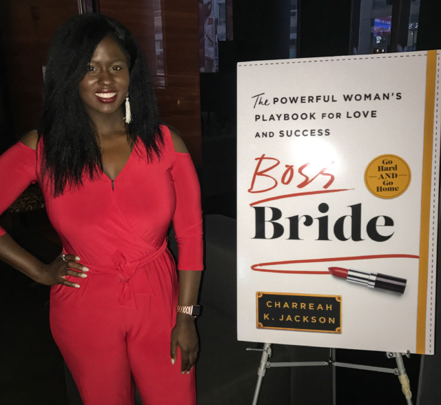 Charreah Jackson X Boss Bride