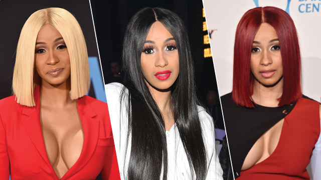 Hair Crush 14 Times Cardi B S Weave Game Was On Point