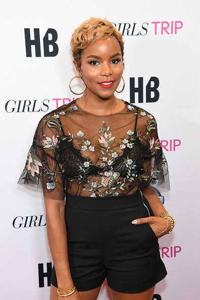 Monica Brown Amp Letoya Luckett Were Pixie Perfection At