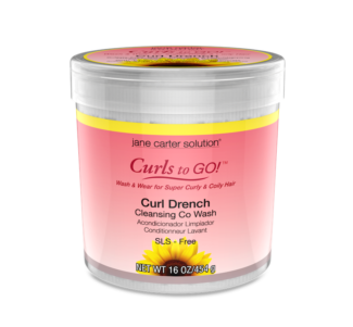 Jane Carter Curls To Go x Drench