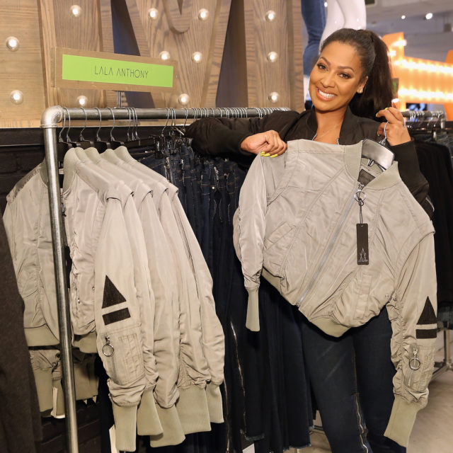 LaLa Anthony X Lord & Taylor