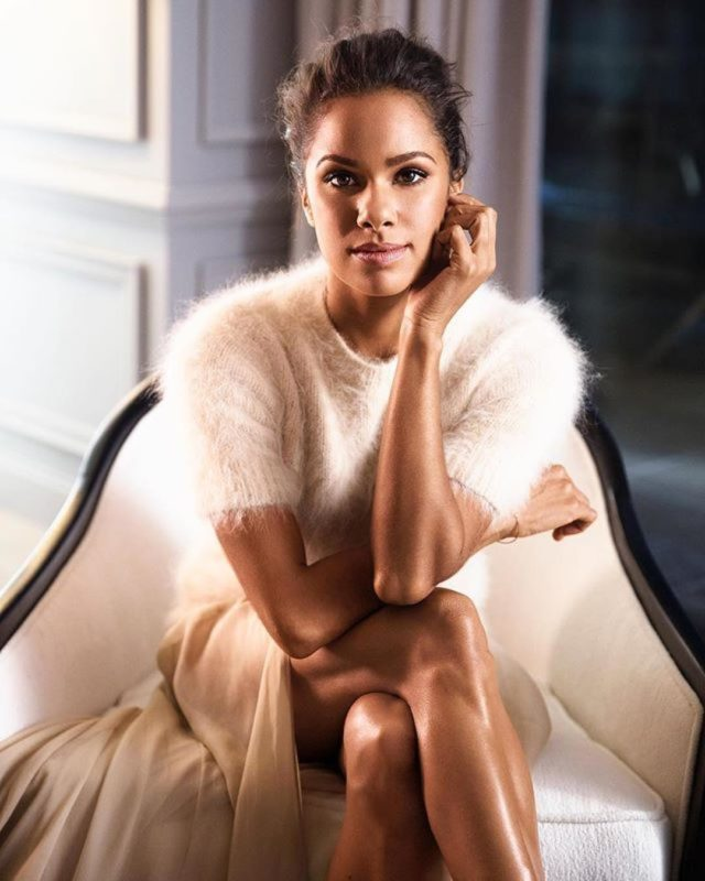 Misty Copeland Is The New Face Of Est 233 E Lauder Modern Muse