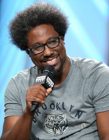 W. Kamau Bell Discussing Dove Men+Care