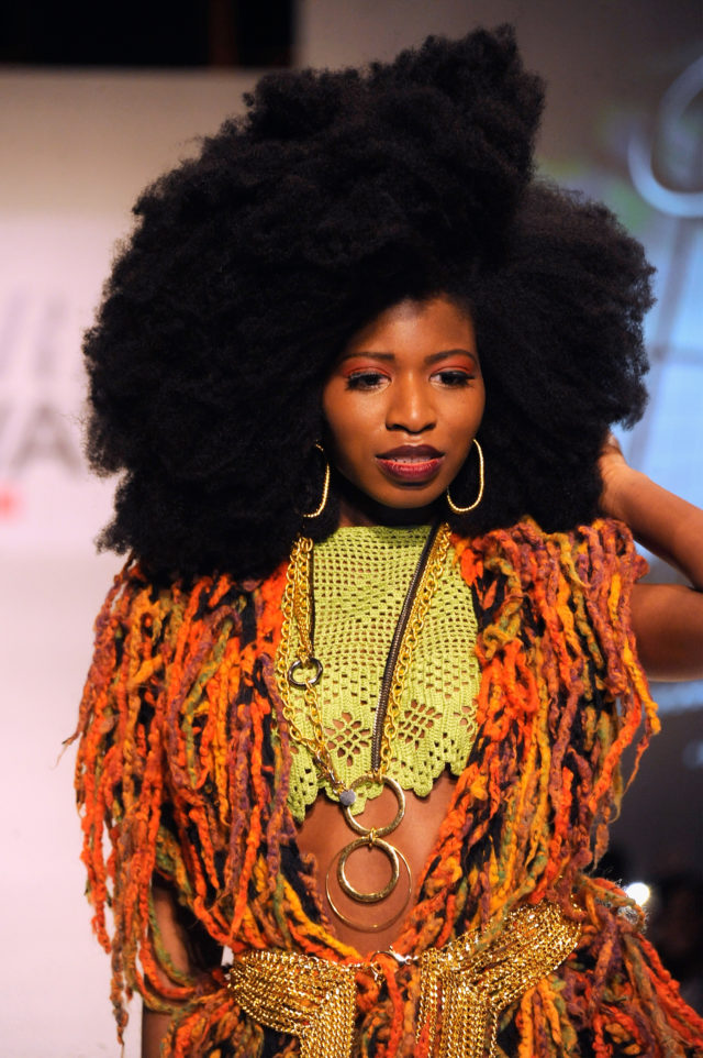 Texture On The Runway x Carol's Daughter