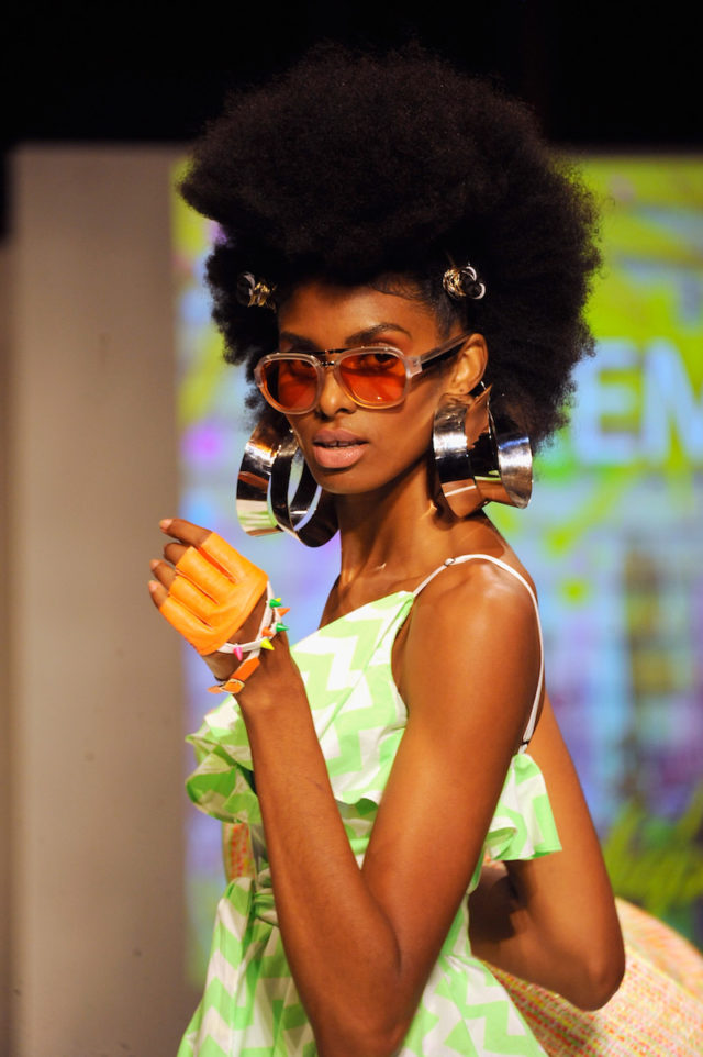 Texture On The Runway x Creme Of Nature