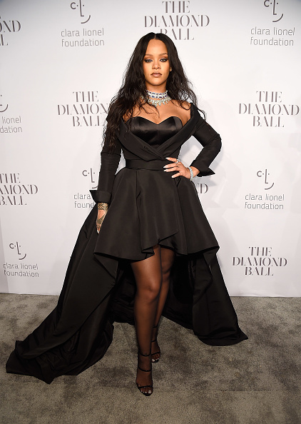 Rihanna X 3rd Annual Diamond Ball